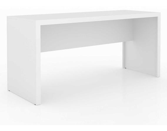 Mesa Para Escritório Me4109 Tecno Mobili Branco Ca