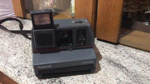 Antiga Câmera Polaroid