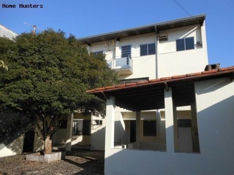 Casa Para Alugar, 407 M² Por R$ 6.200,00 - Jardim Chapadão - Campinas/sp - Ca2194