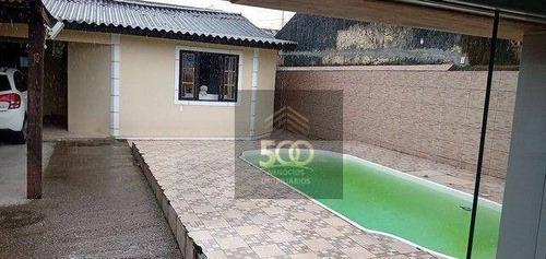 Casa Com 3 Dormitórios À Venda, 150 M² Por R$ 692.000,00 - Forquilhas - São José/sc - Ca0685