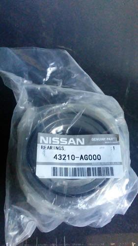 Rodamiento Trasero Nissan Xtrail 4x4 Original