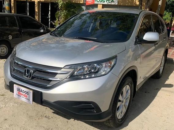Honda Crv City Plus 2014 Plata Con Garantia