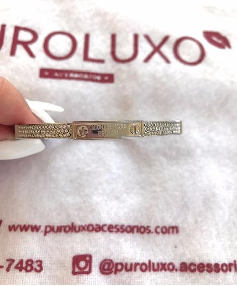 Pulseiras/braceletes Michael Kors Strass
