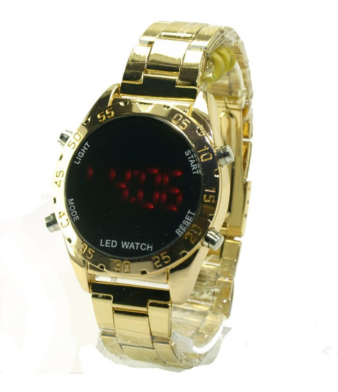 Relógio Feminino De Pulso Digital Led Watch Lindo
