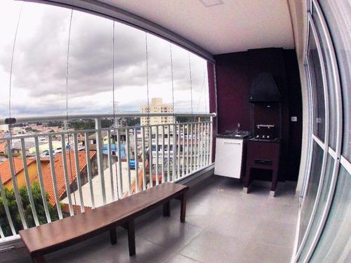 Apartamento Residencial À Venda, Ermelino Matarazzo, São Paulo. - Ap5366