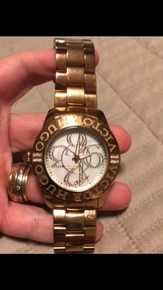 Relógio Original Victor Hugo Rosê