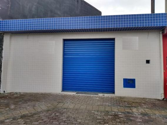Loja Frente Para Rua Para Alugar, 60 M² Por R$ 2.800/mês - Boqueirão - Praia Grande/sp - Lo0010