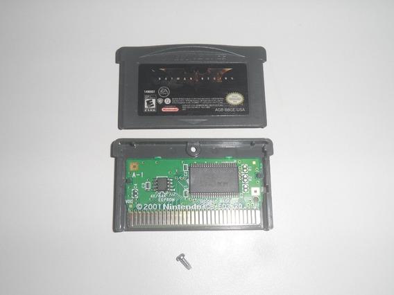 Batman Begins - Original Game Boy Advance