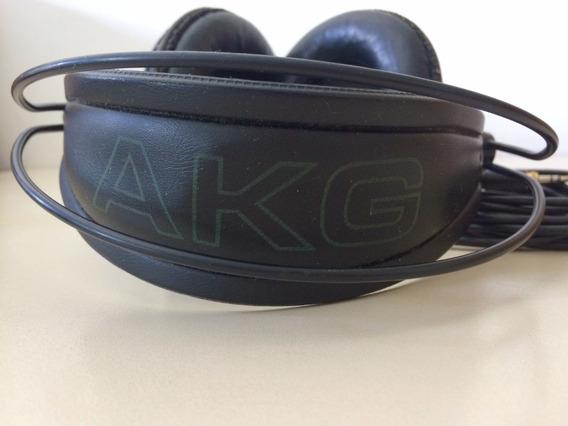 Fone De Ouvido Akg K240 Monitor Made In Austria (vintage)