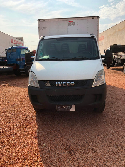 Iveco Daily 2013 Branca