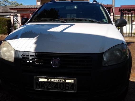 Fiat Strada 1.4 Working Ce Flex 2p 2013