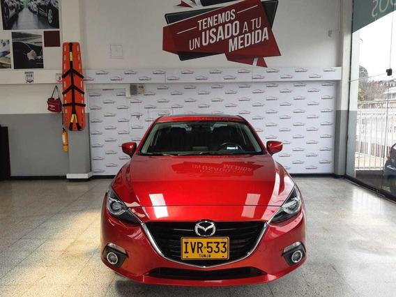 Mazda 3 Grand Touring At Sedan