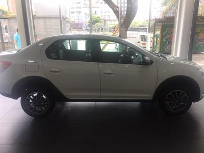 Autos Renault Logan Life 1.6 16v No Etios Polo Gol Onix Ka V