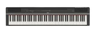 Piano Yamaha P125   P-125   88 Teclas   Nfe   Garantia