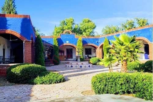 Imagen 1 de 16 de Majestuosa Quinta Colonial En Venta Por $6 Mdp En El Estado De Chihuahua