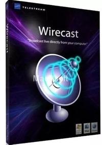 Programa Telestream Wirecast Pro 11.1 Pc Completo