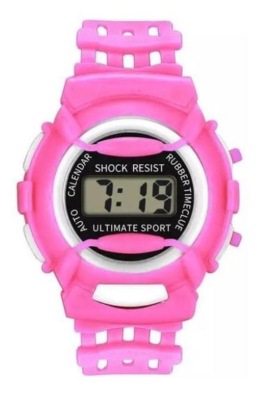 Relógio Feminino Infantil