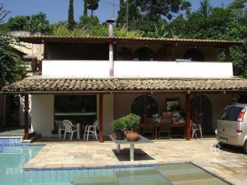 Imagem 1 de 30 de Casa Com 3 Dormitórios À Venda, 450 M² Por R$ 2.000.000,00 - Granja Viana - Carapicuíba/sp - Ca0659