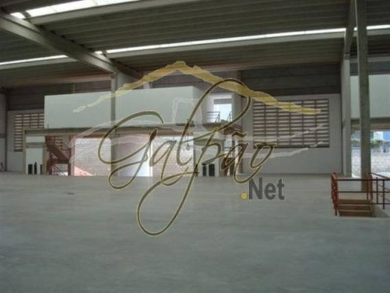 Ga0740 - Aluguel De Galpão Em Cotia Com 1.363 Metros De Área Construída, 764 Metros De Área Fabril, 599 Metros E Escritório E Apoio - Ga0740 - 33872257