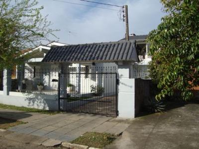 Casa Em Scharlau Com 3 Dormitórios - Vr12165