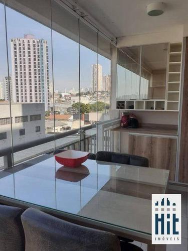 Imagem 1 de 30 de Apartamento À Venda, 34 M² Por R$ 370.000,00 - Ipiranga - São Paulo/sp - Ap4112