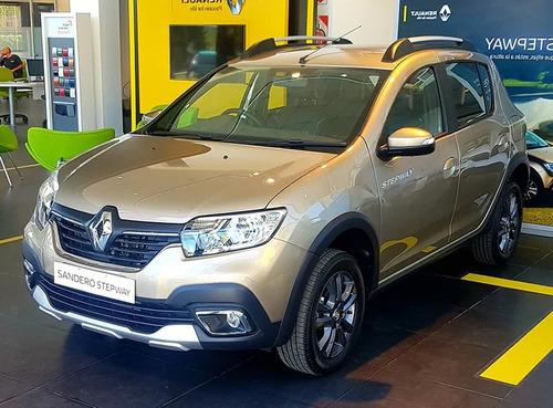 Renault Sandero Stepway Zen 1.6 2021 0km Contado Oferta