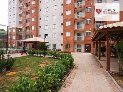 Apartamento Residencial À Venda, Jardim Rossi, Guarulhos. - Ap0431
