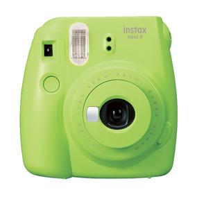 Câmera Instantânea Instax Mini 9 Lime Green - Fujifilm