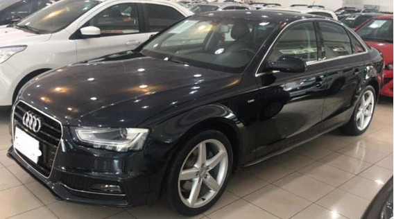 Audi A4 1.8 Tfsi Attraction Multitronic 4p 2016