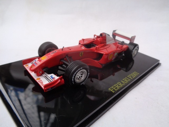 Ferrari - F2001 - Eaglemoss - 1/43