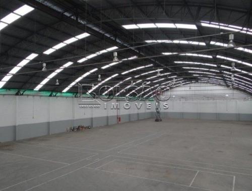 Imagem 1 de 4 de Galpao - Parque Industrial Taboao Da Serra - Ref: 22262 - L-22262