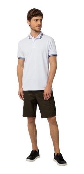 Camisa Polo Manga Curta Colcci 28962