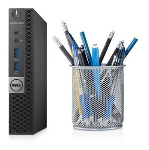 Cpu Dell Optiplex 3040 Micro Core I3 6ger 4gb 500gb - Novo