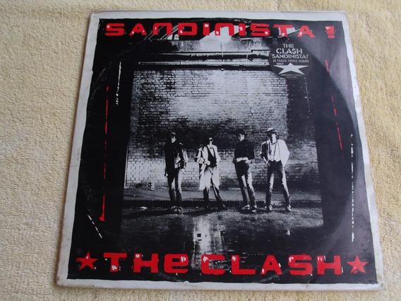 The Clash / Sandinista! - Lp (triplo 1ª Edição) - 1980/uk