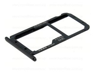 Bandeja Porta Sim Portasim Y Microsd Huawei Mate 20 Lite