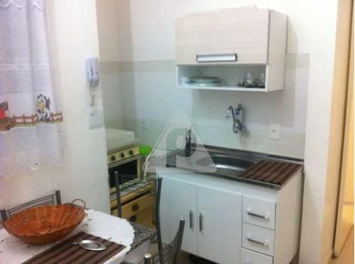 Imagem 1 de 7 de Apartamento À Venda, 1 Quarto, Copacabana - Rio De Janeiro/rj - 12440