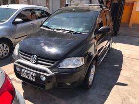 Volkswagen Crossfox Highline 1.6 2007