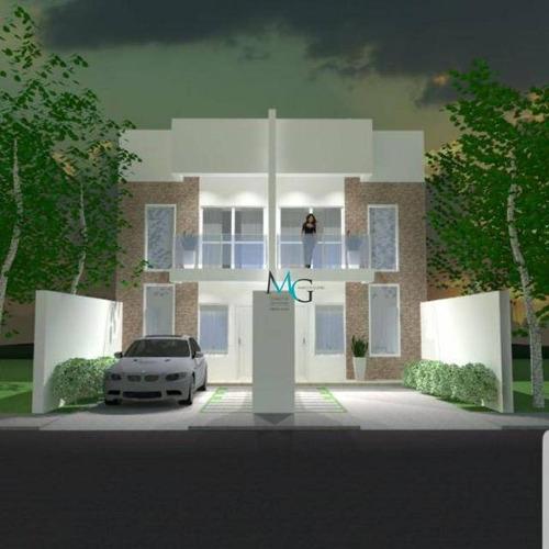 Casa Com 2 Dormitórios À Venda, 120 M² Por R$ 320.000,00 - Guaratiba - Rio De Janeiro/rj - Ca0588