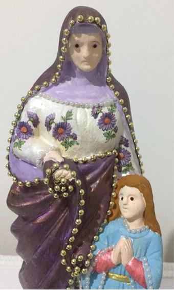 Nossa Senhora De Santana De 30cm