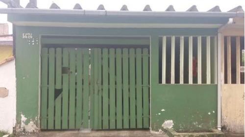 Imagem 1 de 14 de Ótima Casa Lado Praia Com Garagem No Gaivota - 4739   Npc