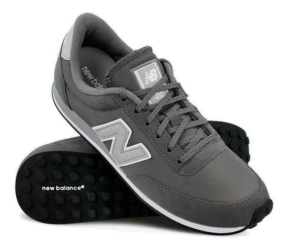 Tenis New Balance Gris Sneaker Nuevos #27