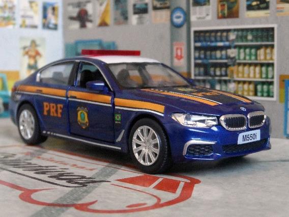 Miniatura Bmw M550i Prf Polícia Rodoviária Federal