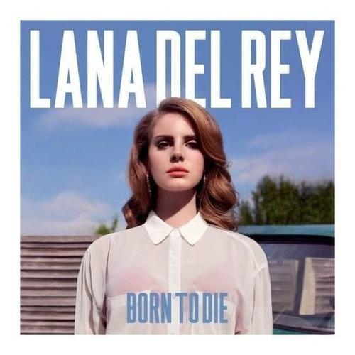 Del Rey Lana Born To Die Importado Lp Vinilo Nuevo