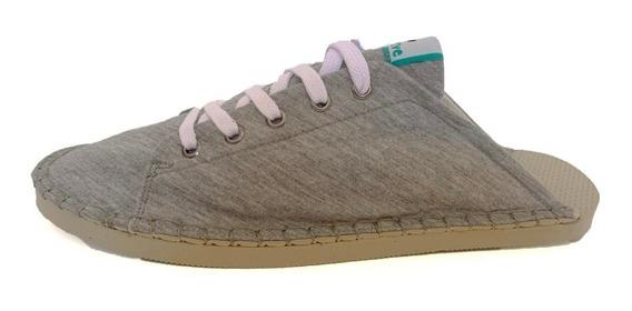 Sapato Alpargata Sapatilha Mulle