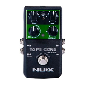 Pedal Delay - Tape Core Deluxe - Nux