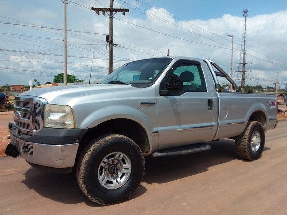 Ford F-250 3.9 Xlt 4x4 2p 2007