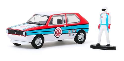 Greenlight Hobby Shop Series 8 1975 Volkswagen Rabbit 1:64