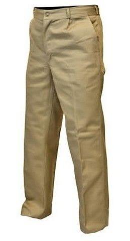 Pantalon De Trabajo Ombu Beige Talle 48