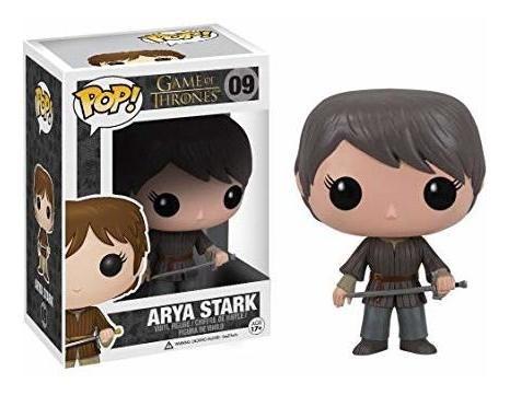 Funko Pop! Arya Stark Game Of Thrones Got # 09 * Local Caba