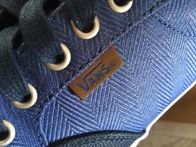 Tênis Vans Winston Dx (waxed) 41 Azul Lilás